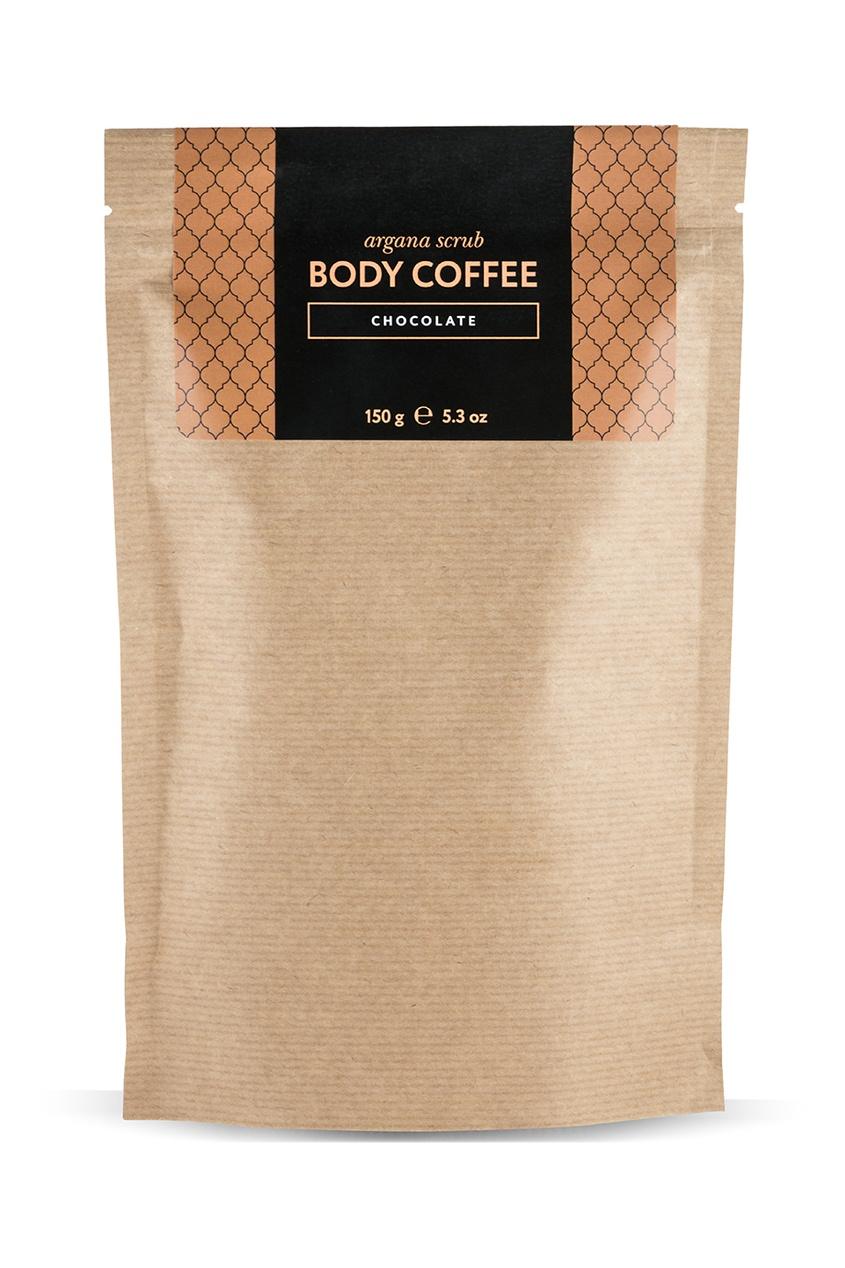 Аргановый скраб Body_Coffee Chocolate, 150 g