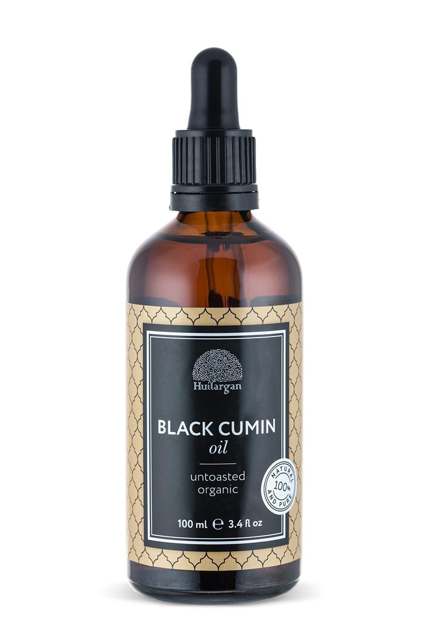 Huilargan Масло семян черного тмина, 100 ml масло чеснока и черного тмина baraka