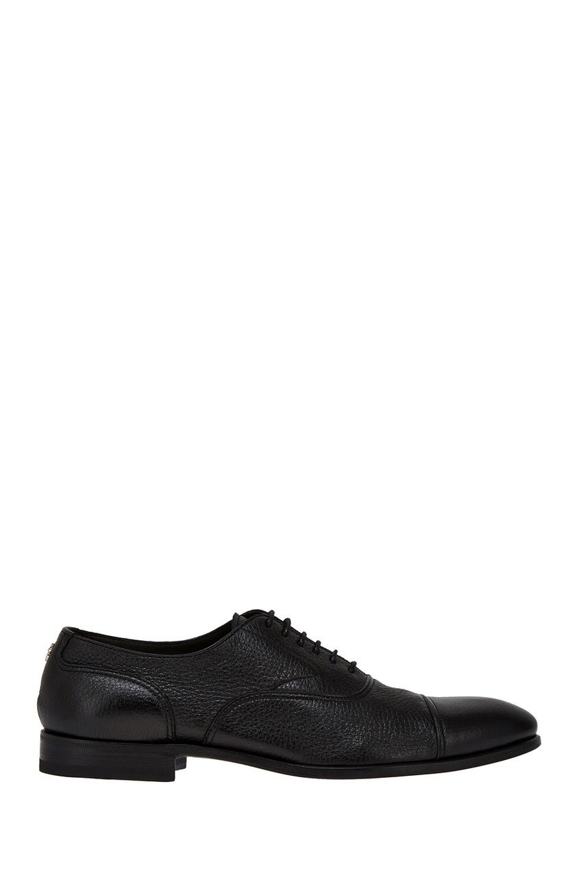 Billionaire Кожаные оксфорды ботинки оксфорды кожаные prangley walk