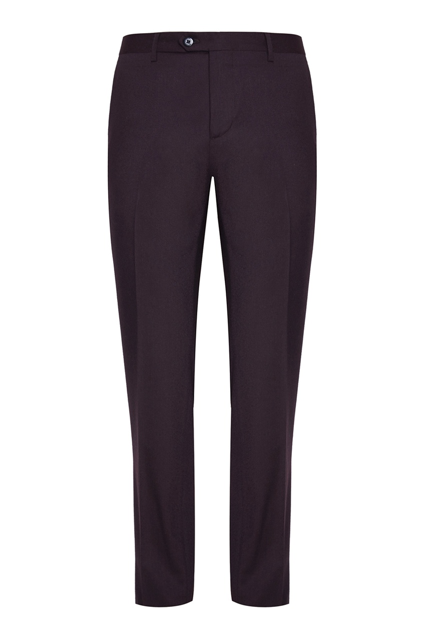 Etro Шерстяные брюки