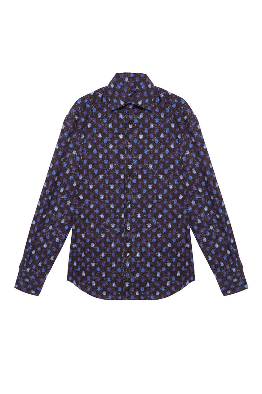Billionaire Хлопковая сорочка billionaire мокасины