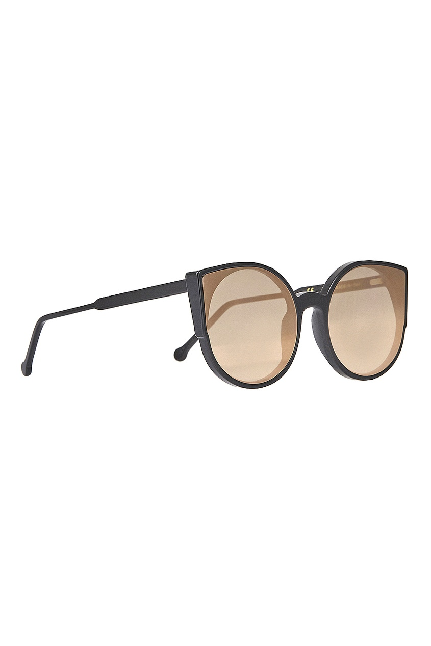 Солнцезащитные очки Lucia Forma Rose Gold