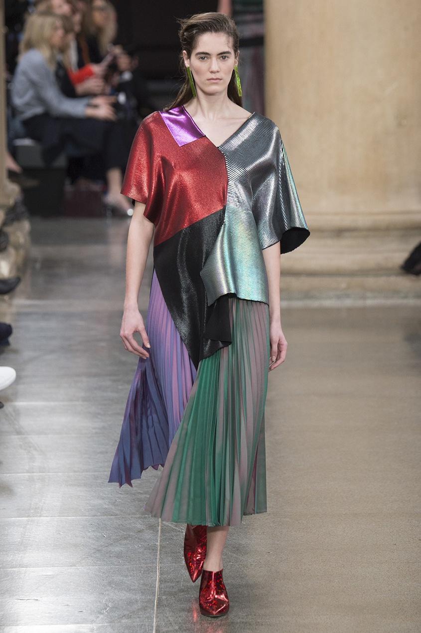 Christopher Kane Плиссированная юбка-миди christopher raeburn сумка на руку