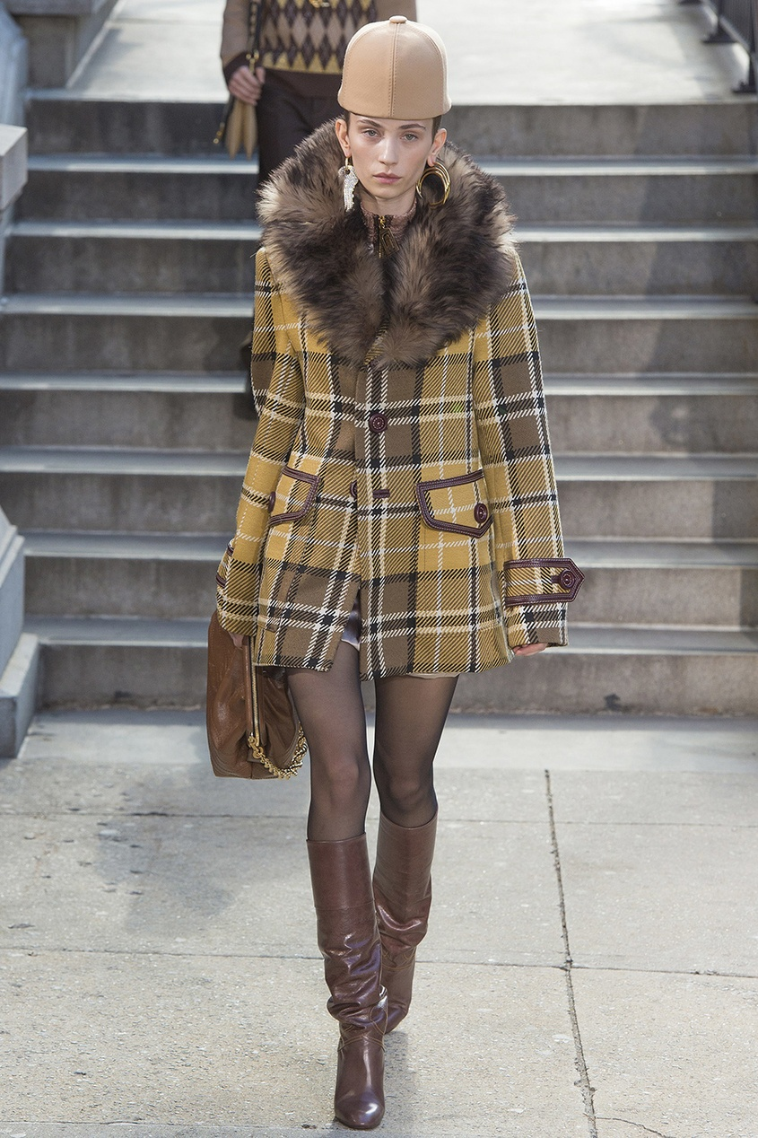 marc jacobs шерстяное платье Marc Jacobs Шерстяное пальто