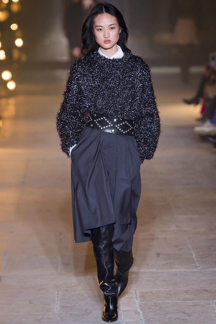 Isabel Marant Шерстяная юбка