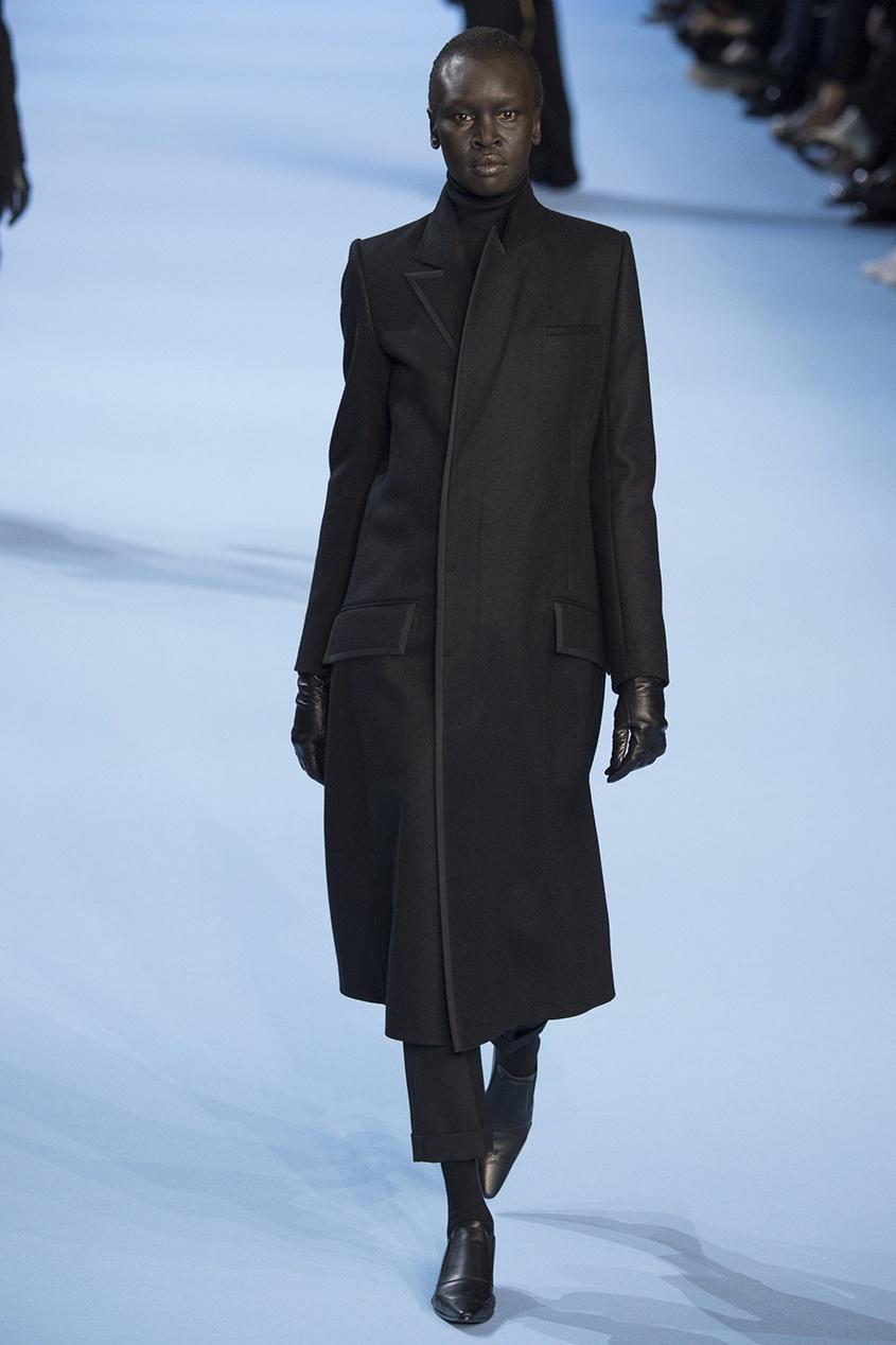 Haider Ackermann Шерстяное пальто