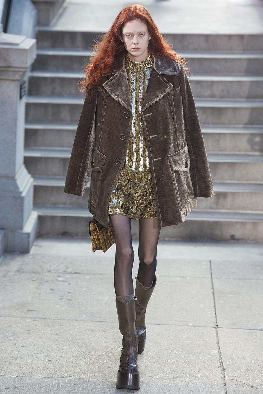 Marc Jacobs Шерстяное платье цена 2016