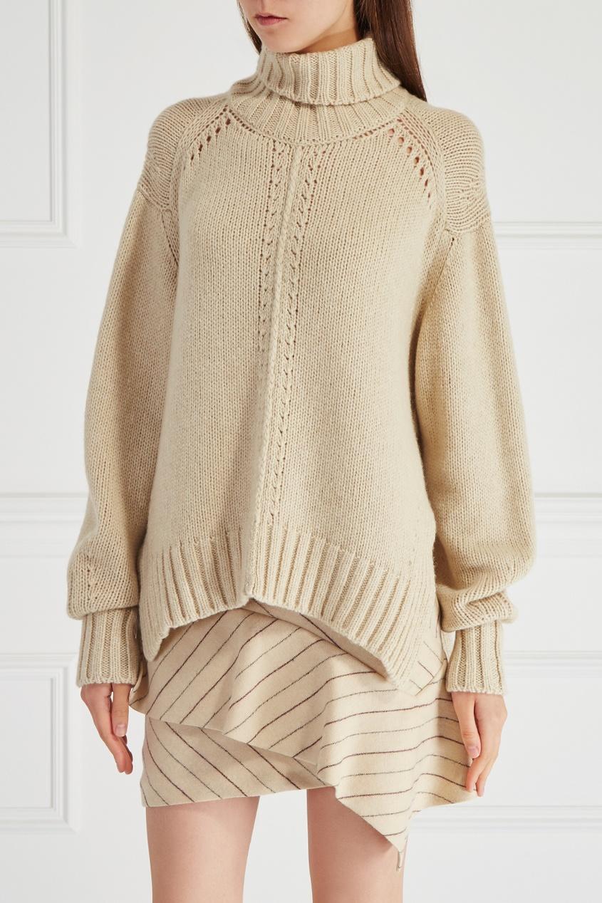 Шерстяной свитер Dasty