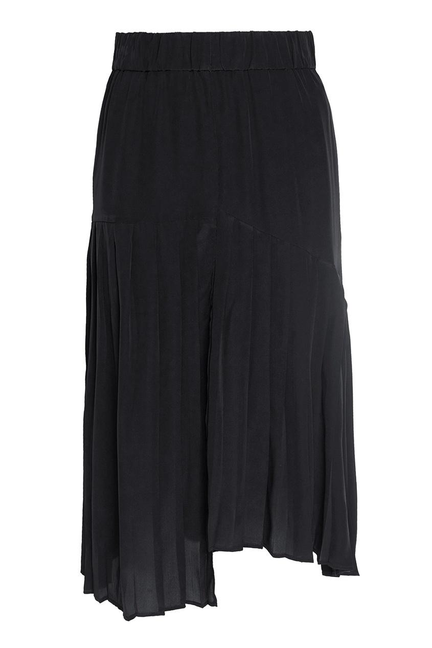 Шелковая юбка Inaya