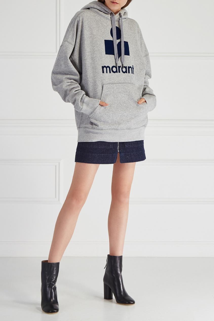 где купить  Isabel Marant Хлопковая юбка Penelope  по лучшей цене