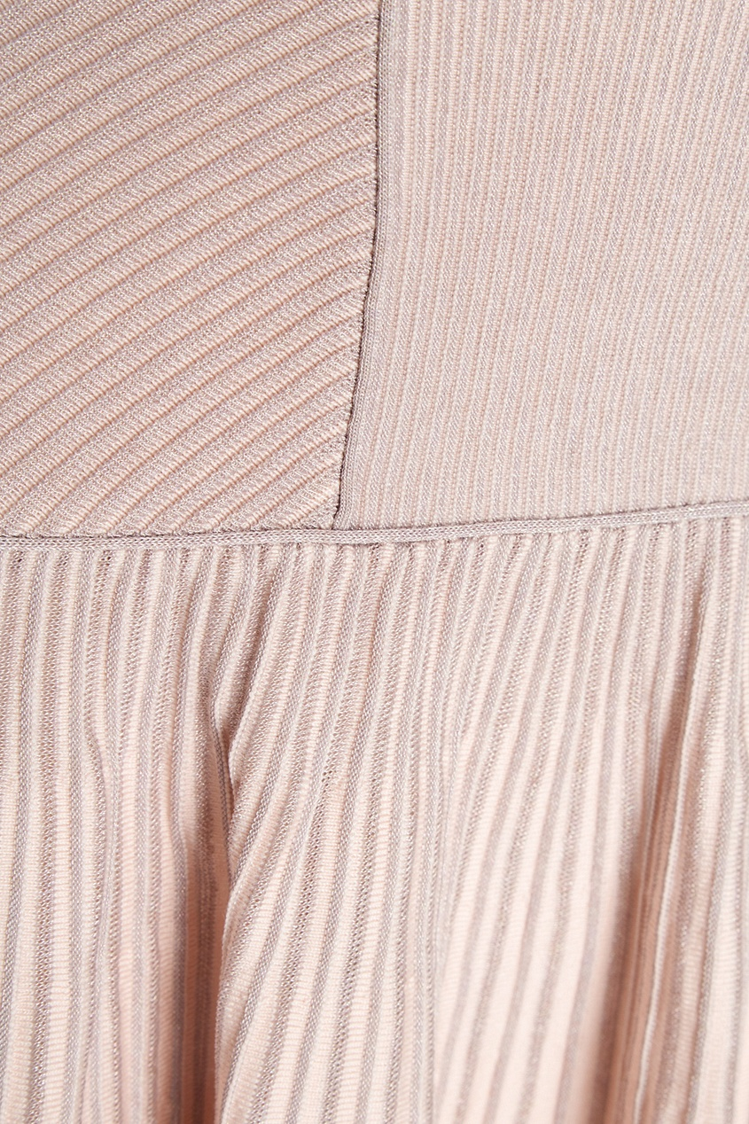 Alexander McQueen Шерстяное платье