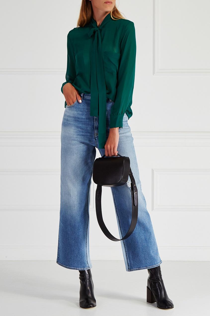 Потертые джинсы Kim