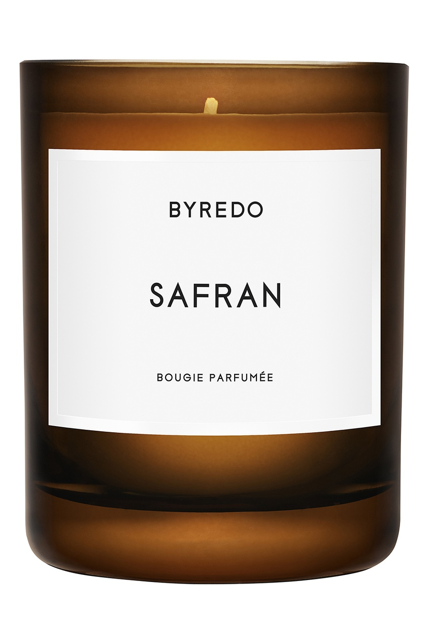 Ароматическая свеча Safran, 240 g