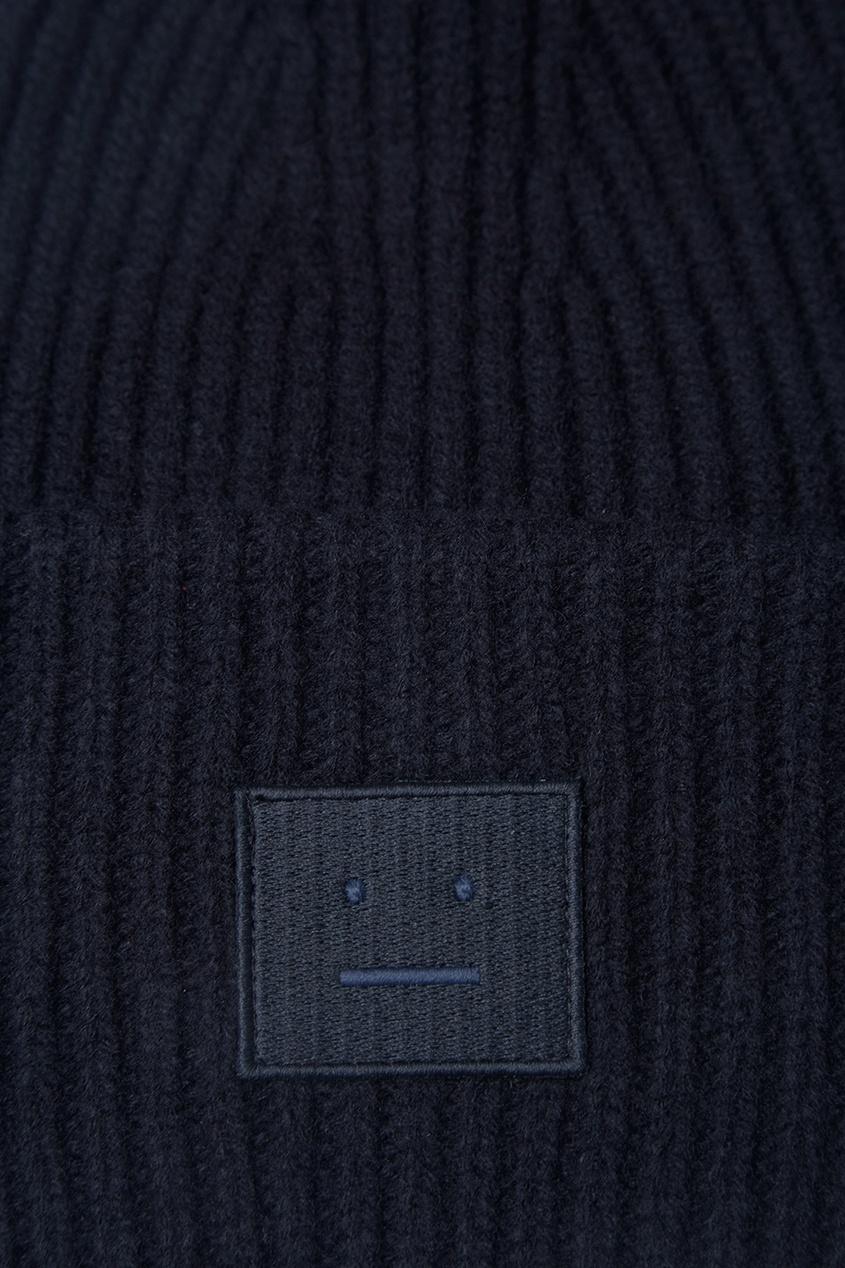 Acne Studios Хлопковая шапка Pansy acne studios расклешенные джинсы lita