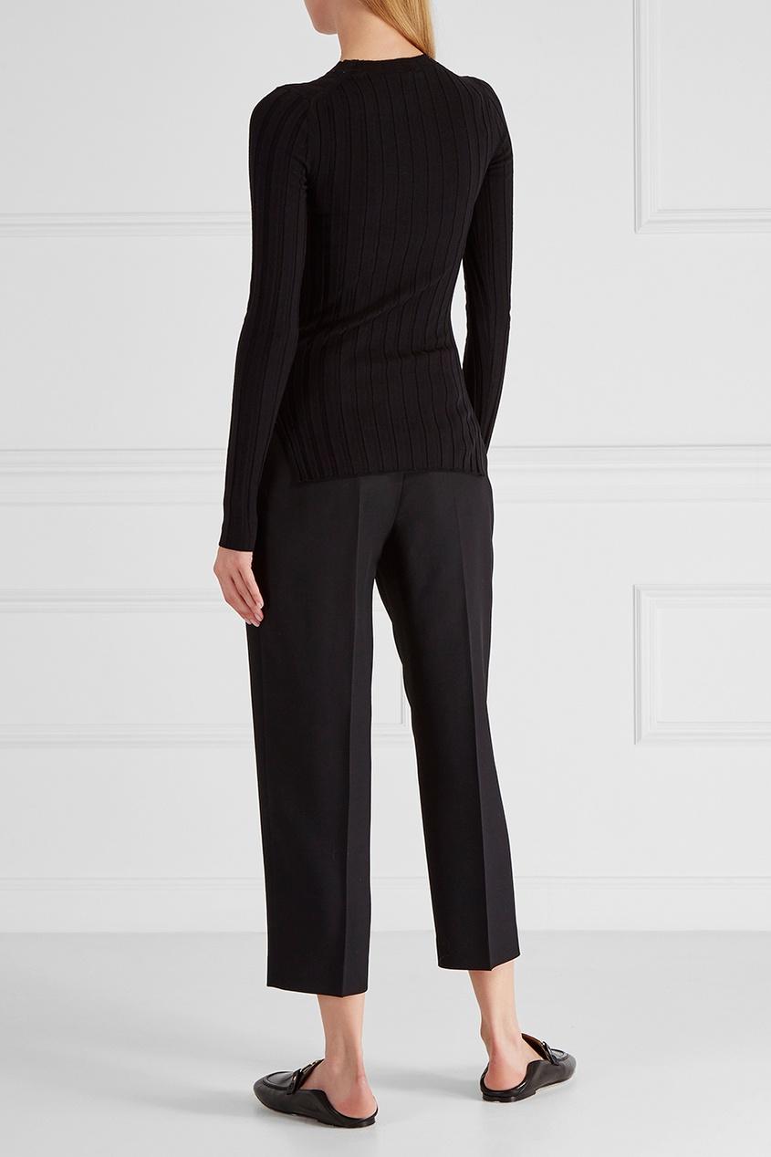 Шерстяные брюки Trea Struct
