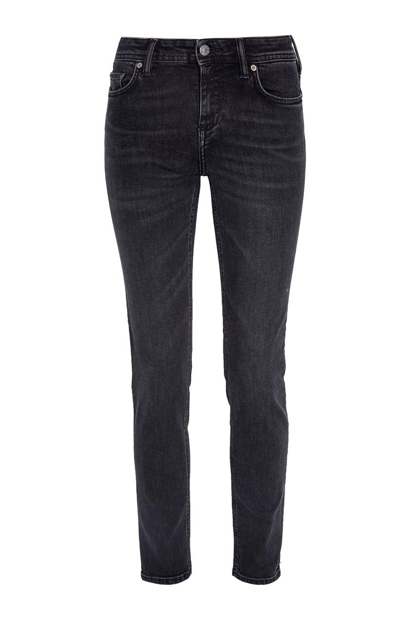 Acne Studios Джинсы с потертостями acne studios расклешенные джинсы lita