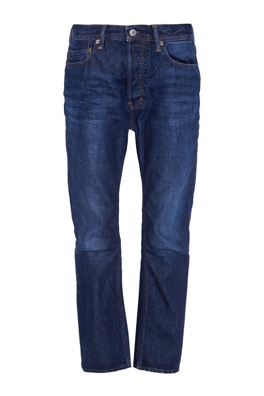 Однотонные джинсы Log