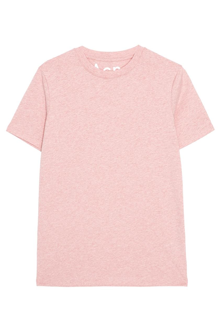 Acne Studios Комплект хлопковых футболок Taline 2Pack acne studios расклешенные джинсы lita