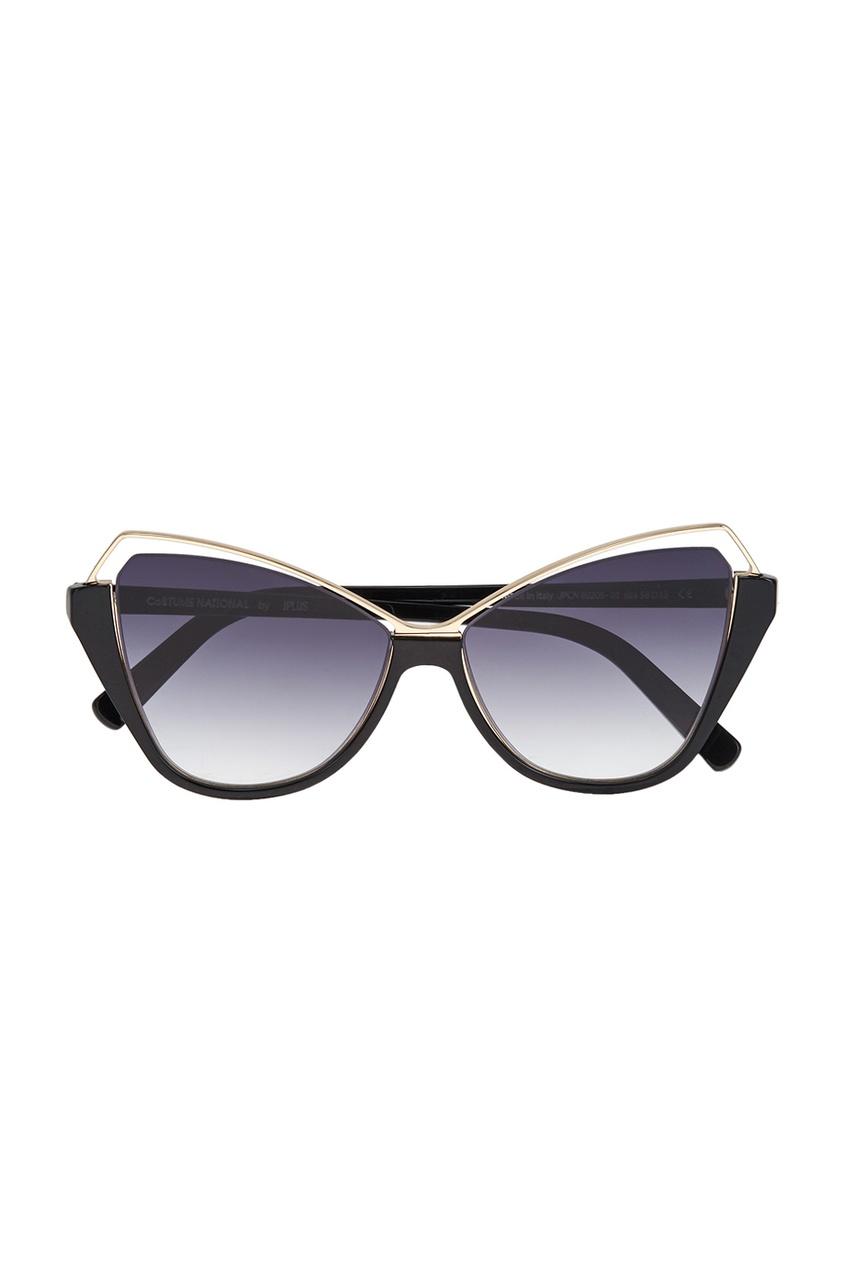 JPlus Солнцезащитные очки Costume National by JPlus vogue vogel очки черного кадра серебряного покрытия линза мода полной оправе очки vo5067sd w44s6g 56мм