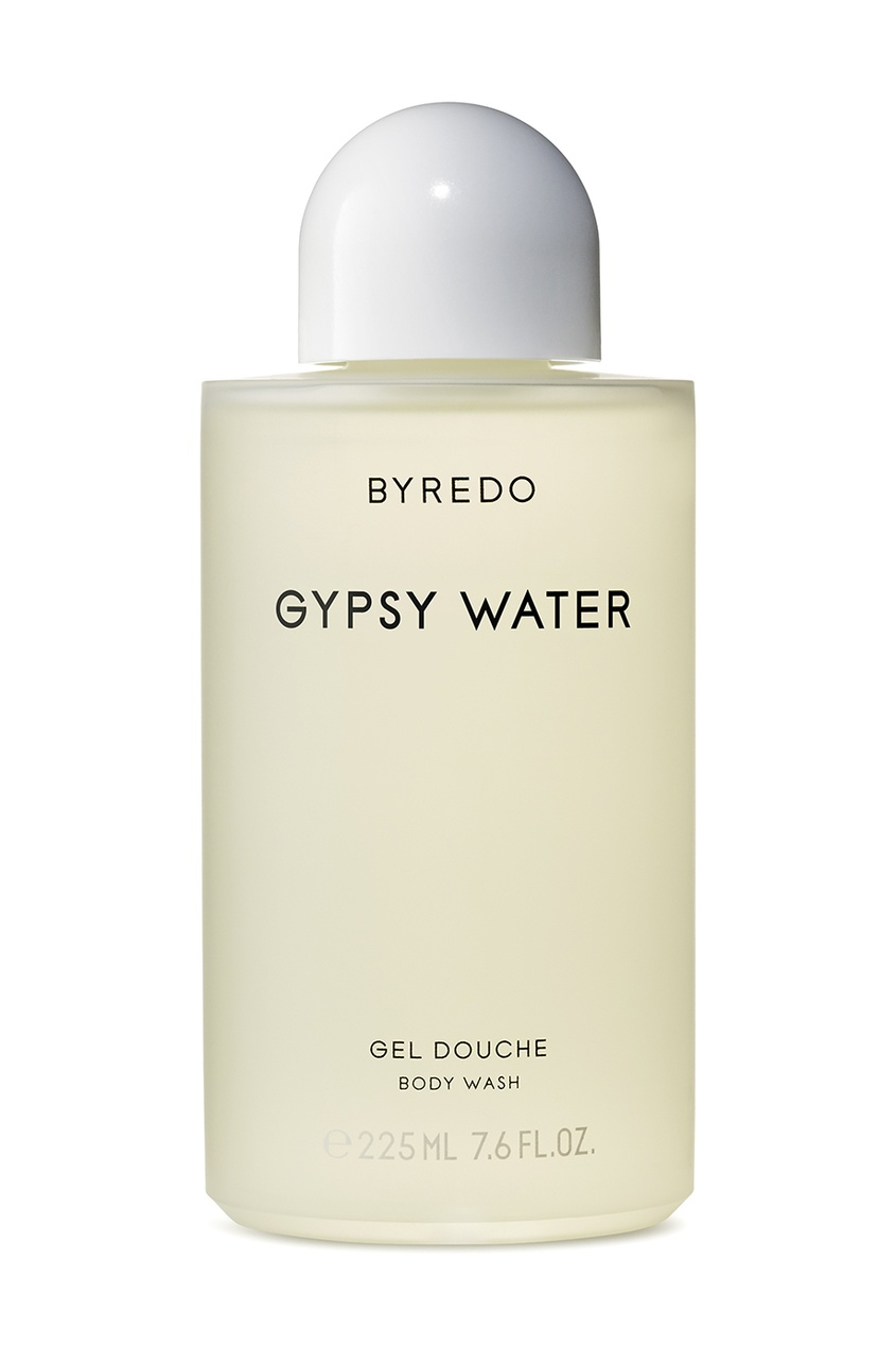 Гель для душа Byredo Gypsy Water, 225 ml