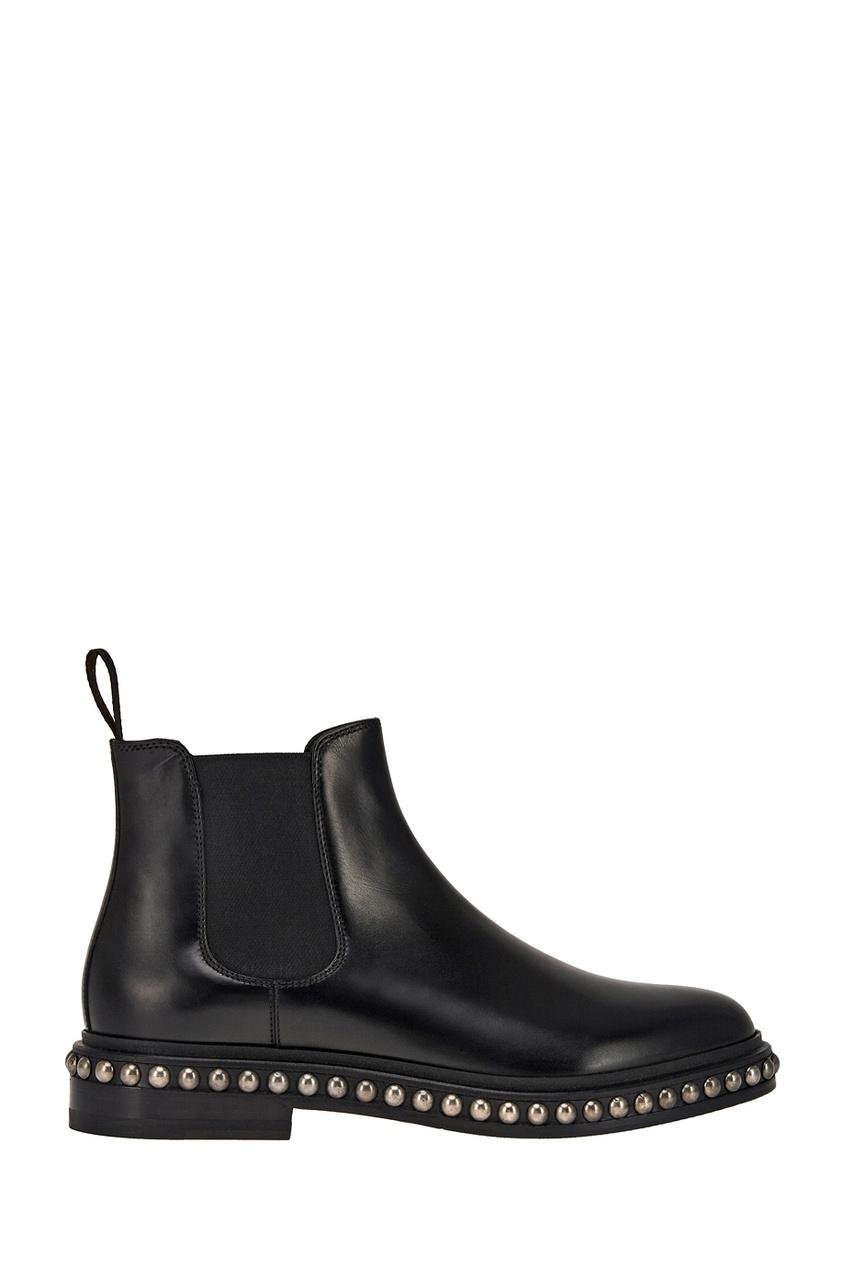 Santoni Кожаные ботинки ботинки кожаные necko