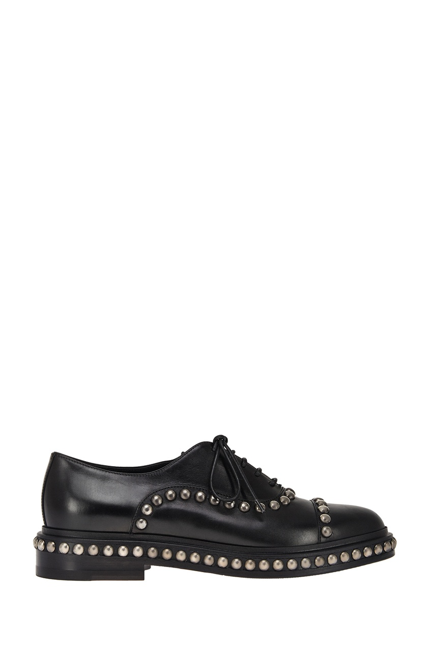 Santoni Кожаные оксфорды ботинки оксфорды кожаные prangley walk