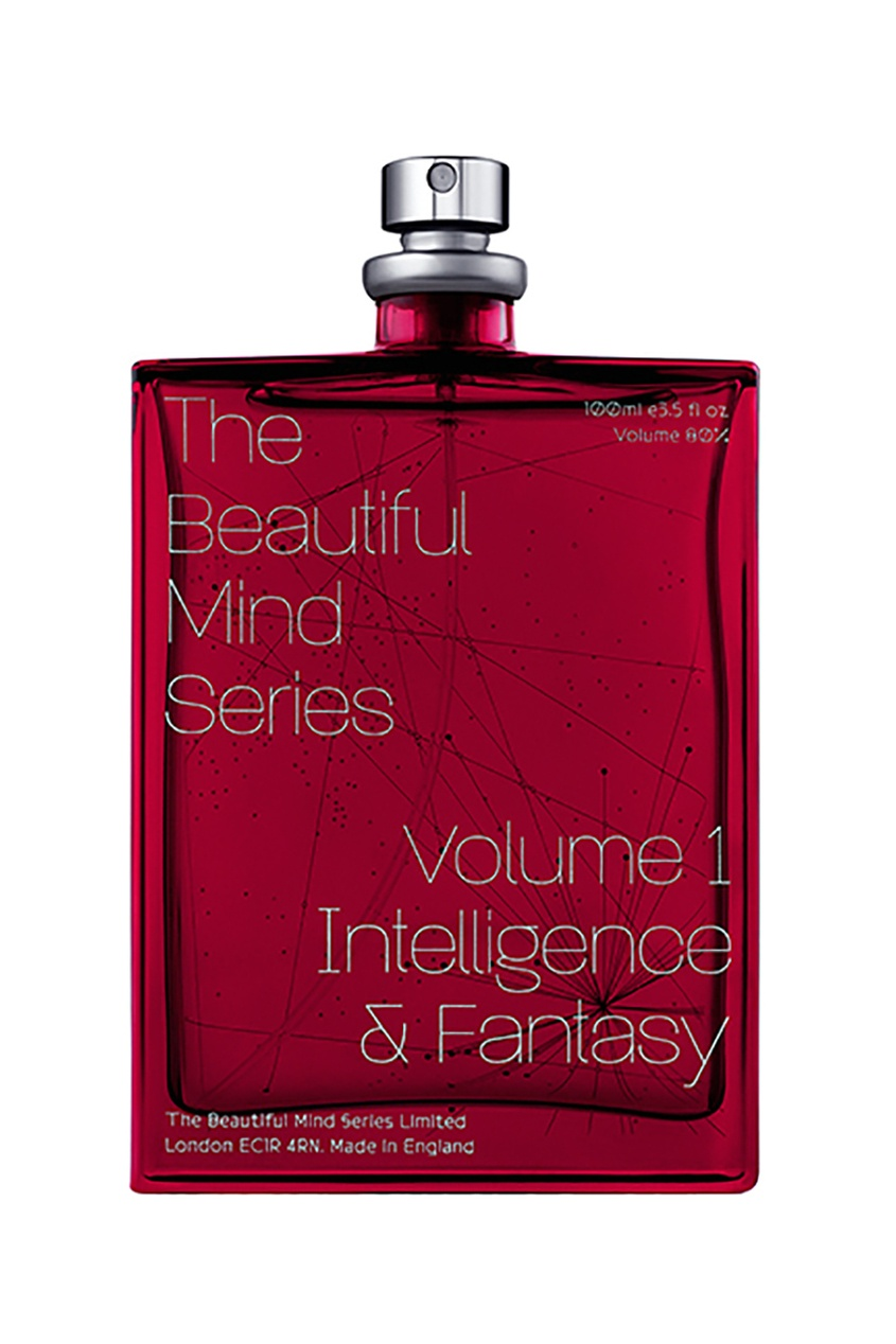 The Beautiful Mind Туалетная вода The Beautiful Mind Series Volume-1: Intelligence & Fantasy, 100 ml the beautiful mind туалетная вода the beautiful mind series volume 1 intelligence