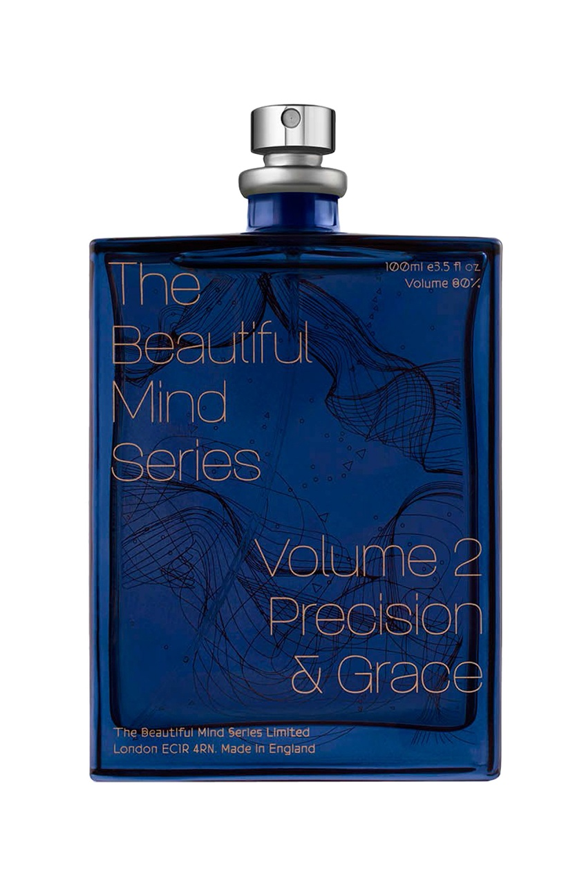 The Beautiful Mind Туалетная вода The Beautiful Mind Series Volume-2: Precision & Grace, 100 ml the beautiful mind туалетная вода the beautiful mind series volume 1 intelligence