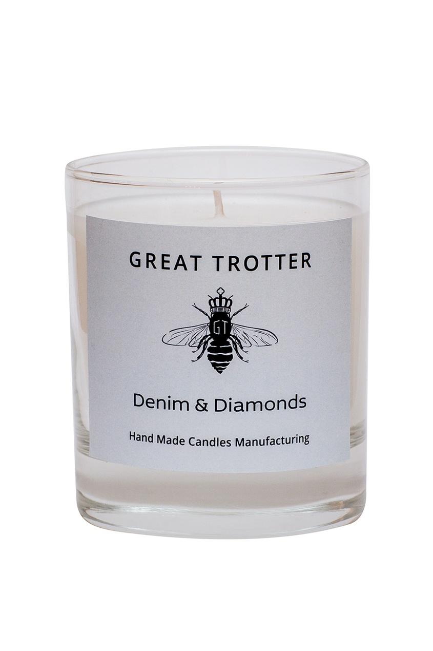 Ароматическая свеча Denim&Diamonds, 300 г