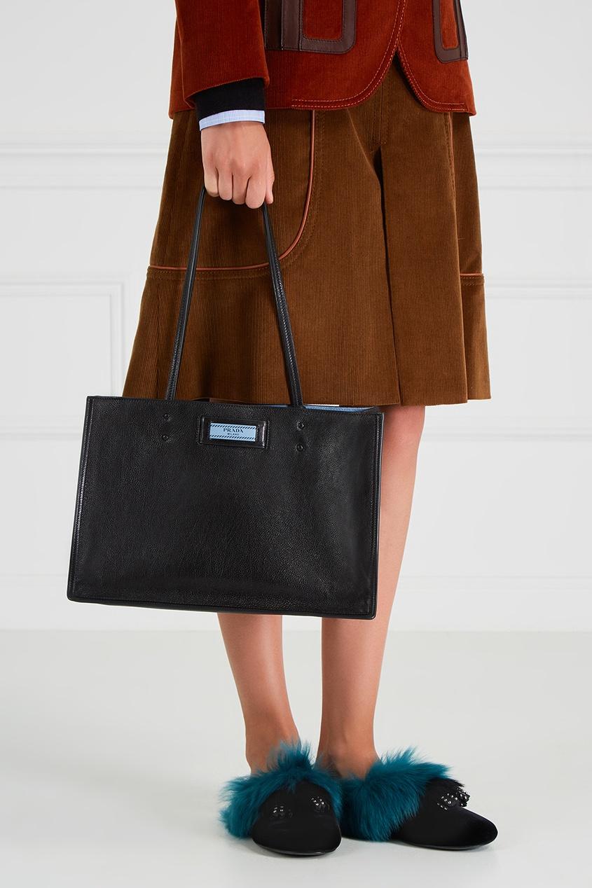 Кожаная сумка Etiquette