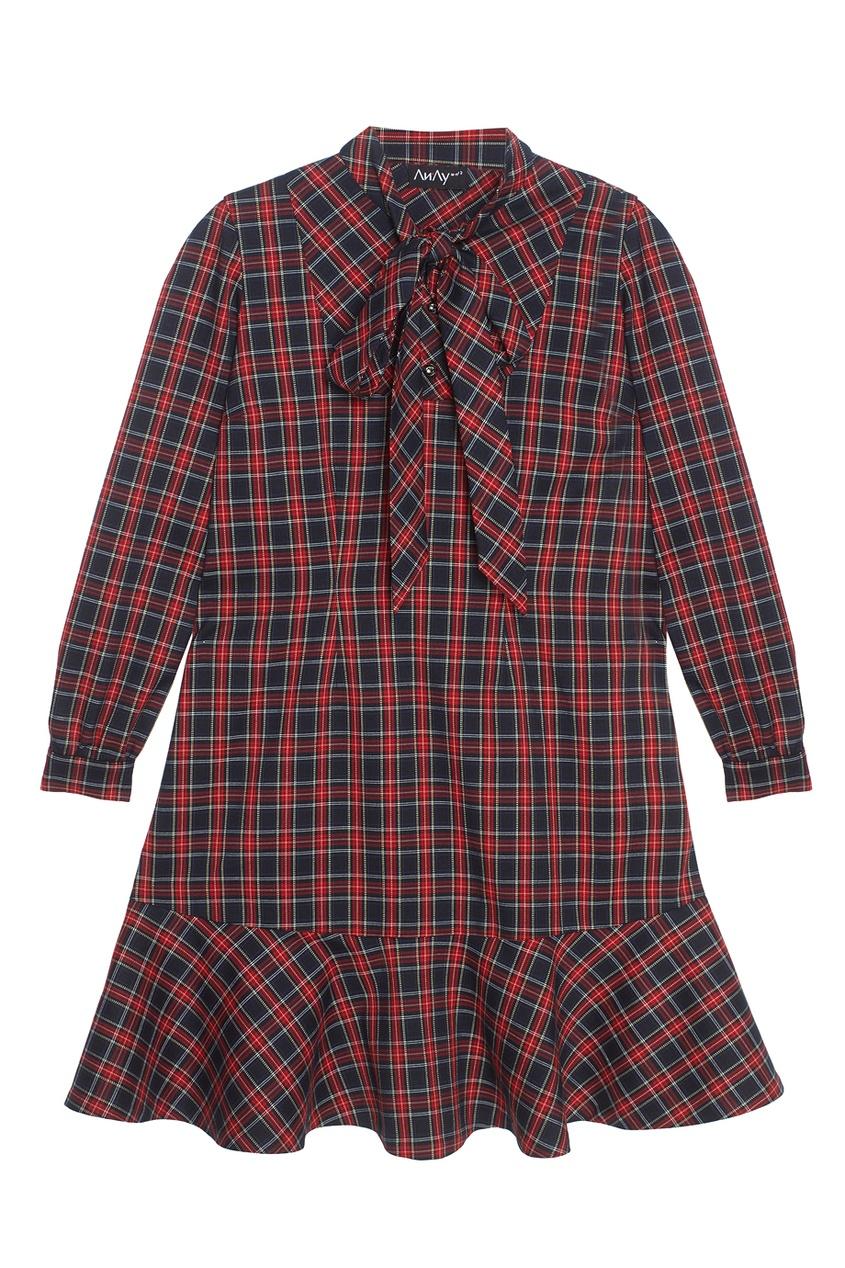 ЛИ-ЛУ Шерстяное платье makoday шерстяное платье футляр