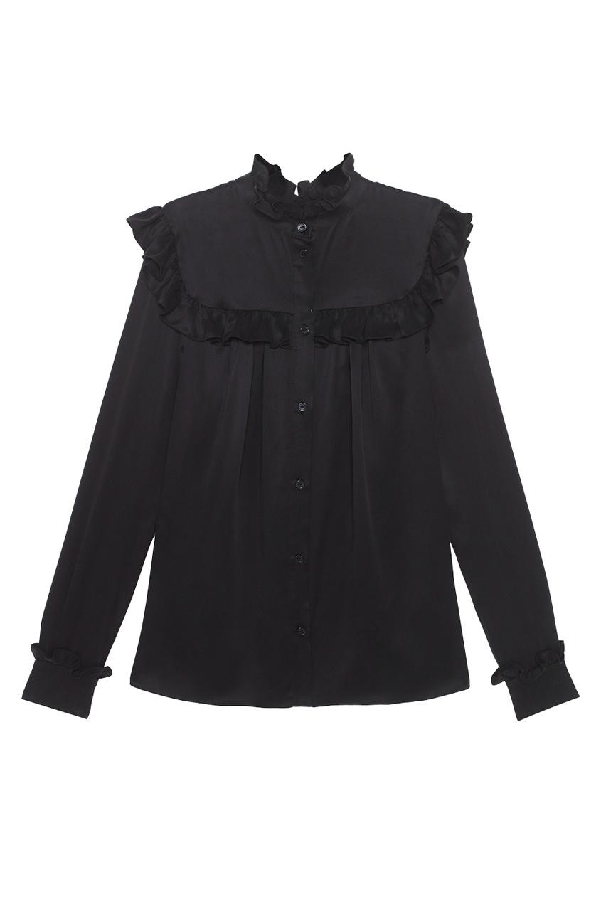 ЛИ-ЛУ Шелковая блузка