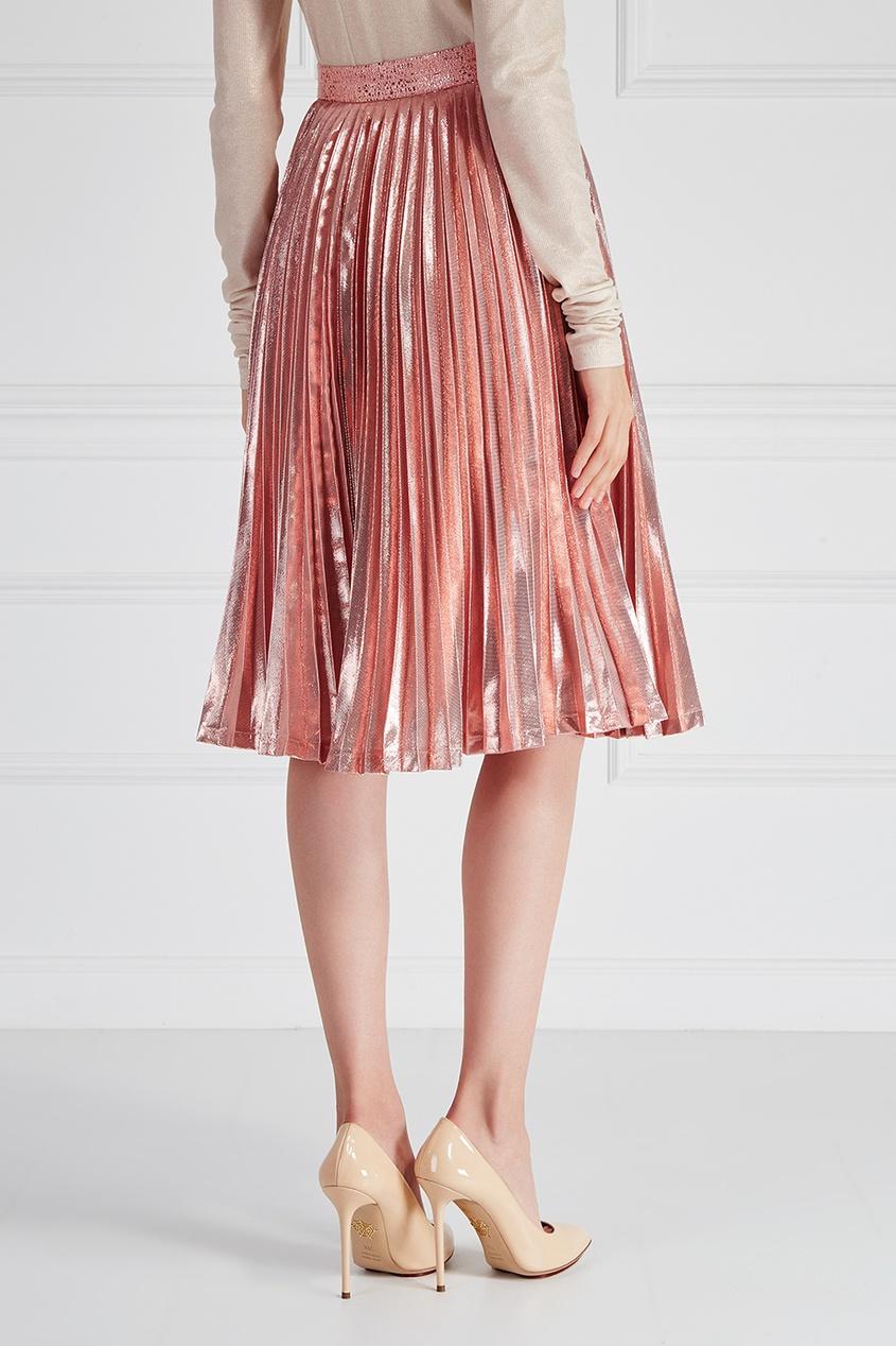 Плиссированная юбка «Пинк»