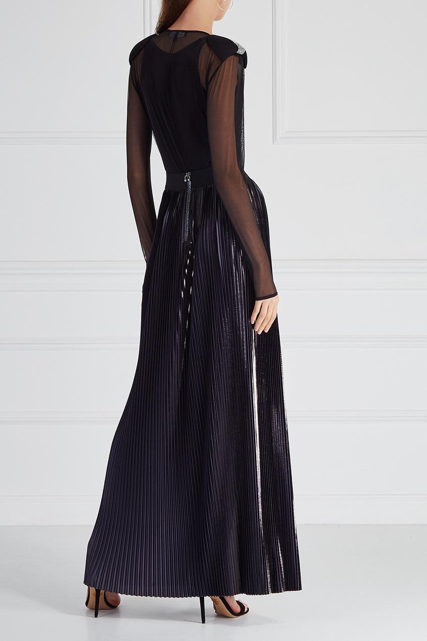 Плиссированная юбка «Гофре»