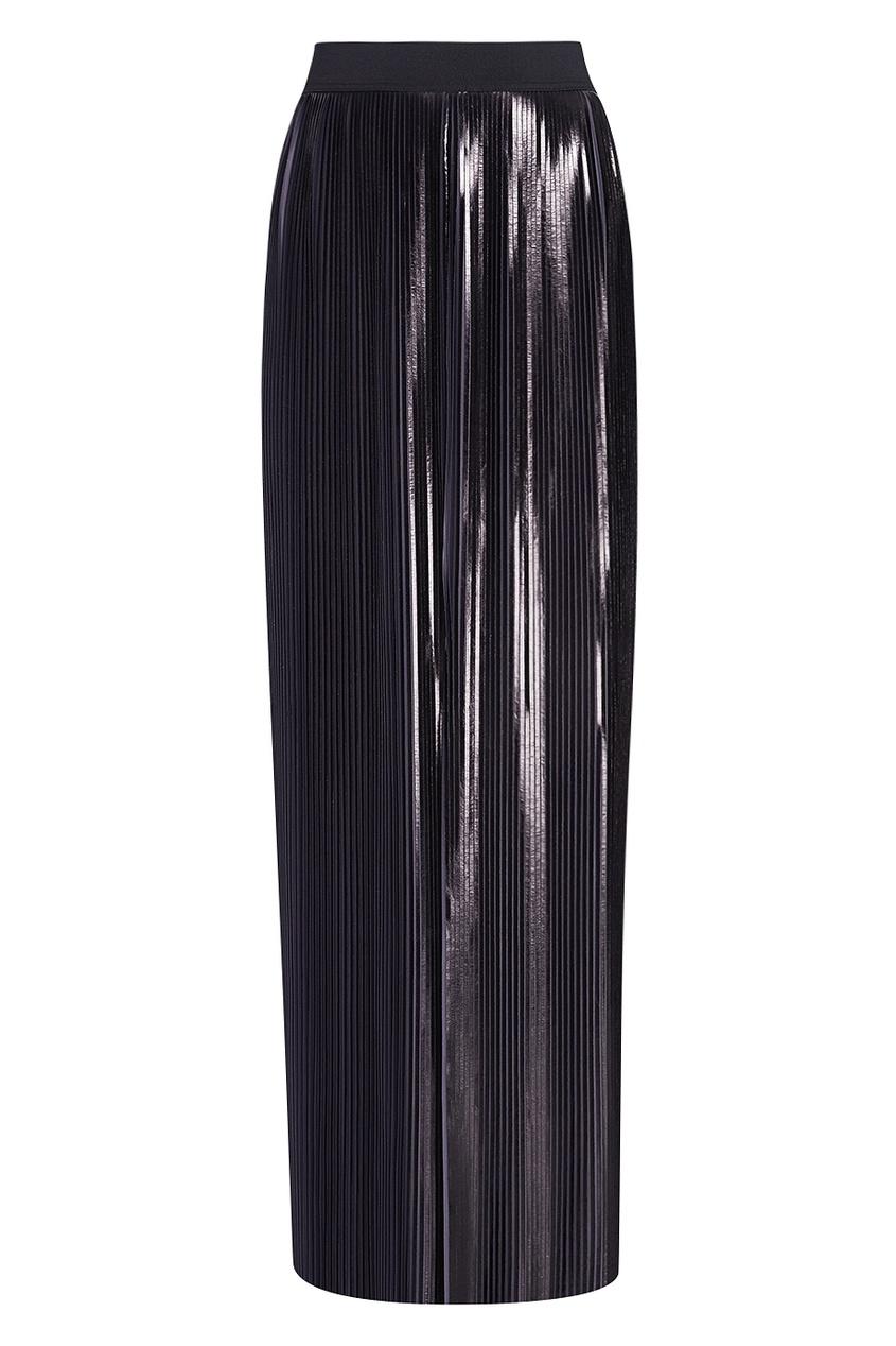 Купить со скидкой Плиссированная юбка «Гофре»