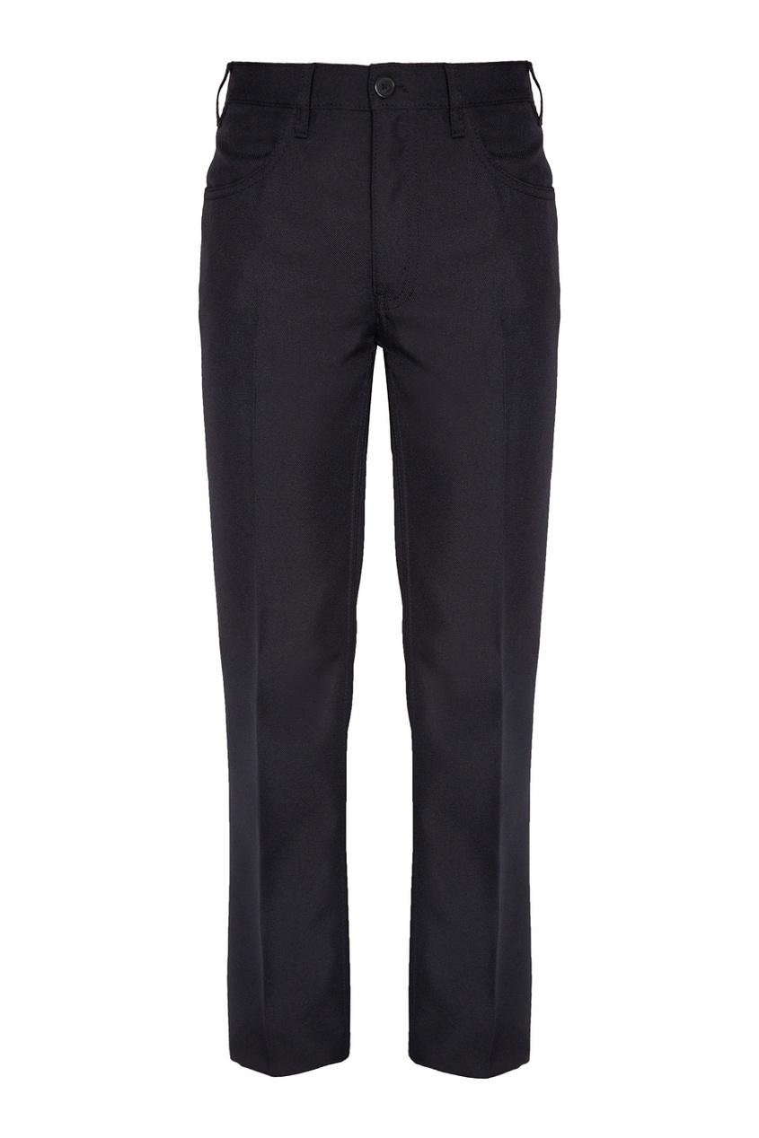Купить со скидкой Однотонные брюки