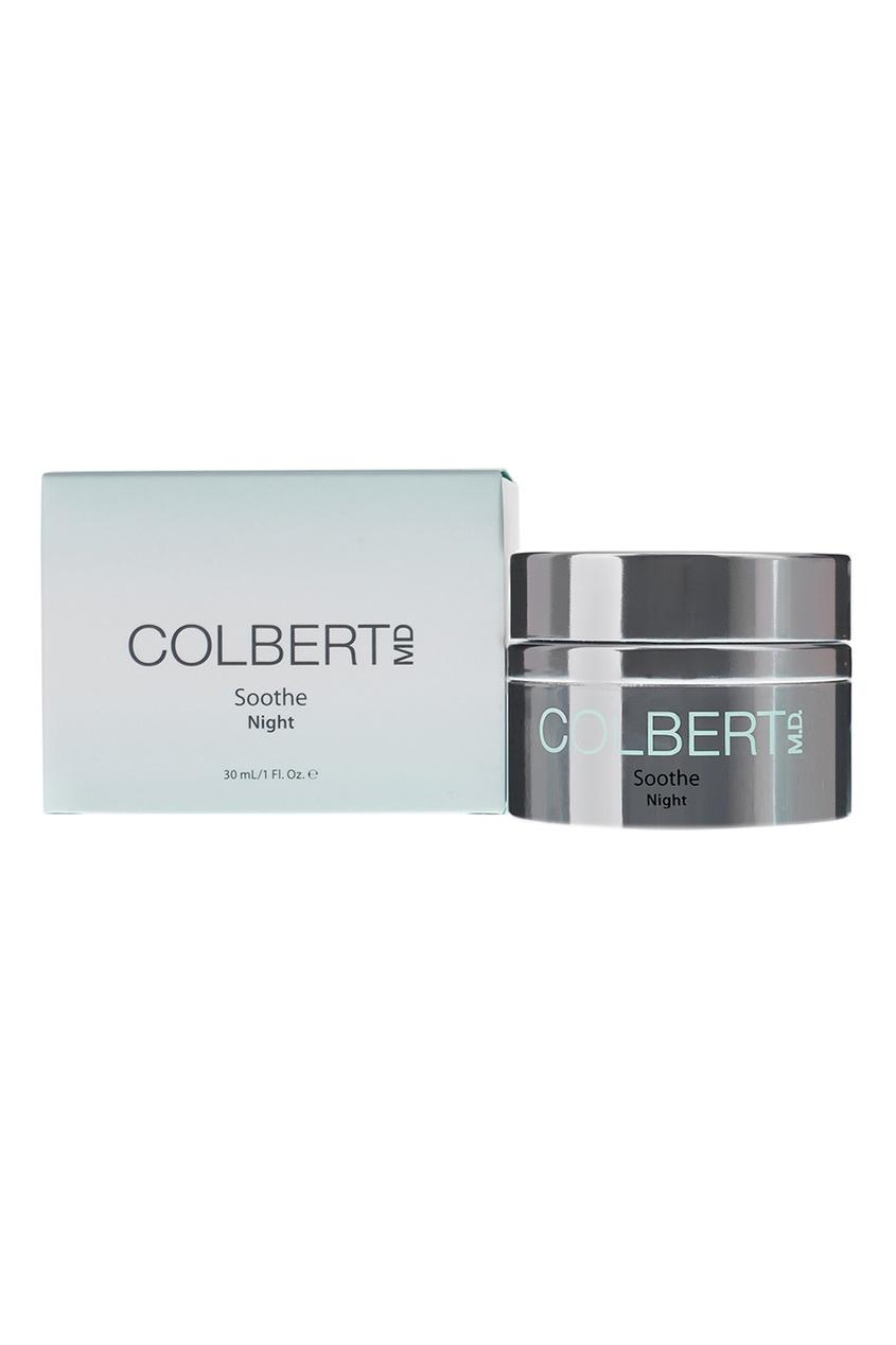 Colbert MD Ночной крем для лица Soothe, 30 ml кремы bodyton крем для лица ночной питательный с аминокислотами 30 ml