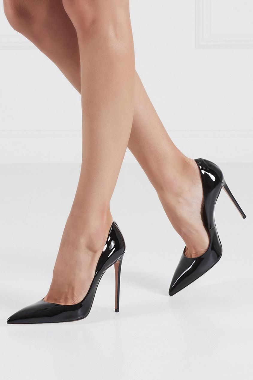 Aquazzura Кожаные туфли Simply Irresistible Pump irresistible