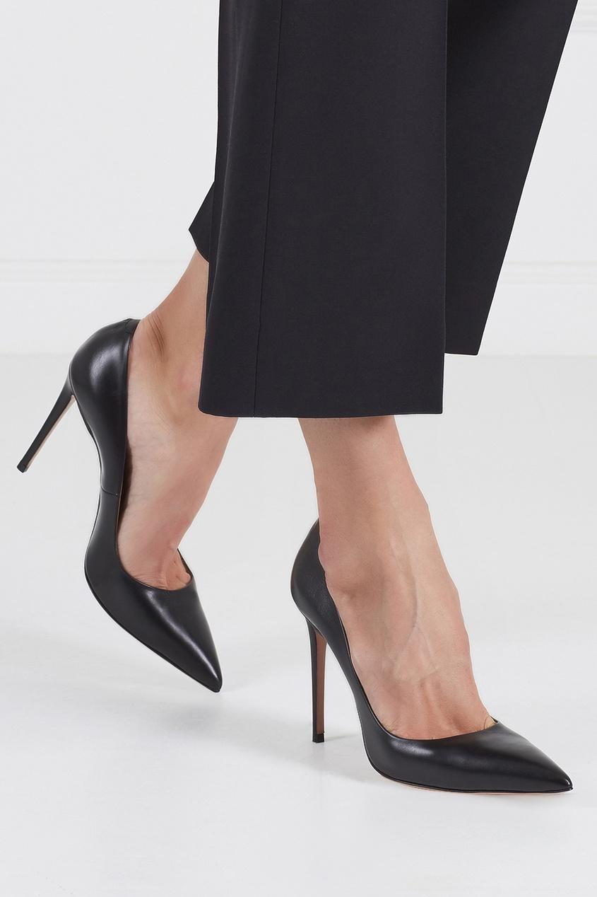 Aquazzura Кожаные туфли Simply Irresistible Pump simply irresistible