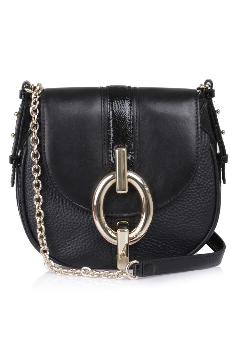 Кожаная сумка Sutra Mini Mixed Leather