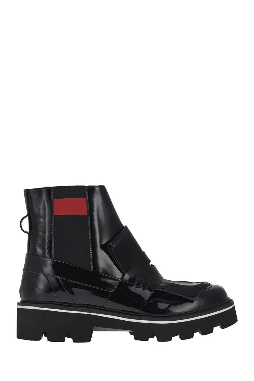 MSGM Кожаные ботинки msgm одежда