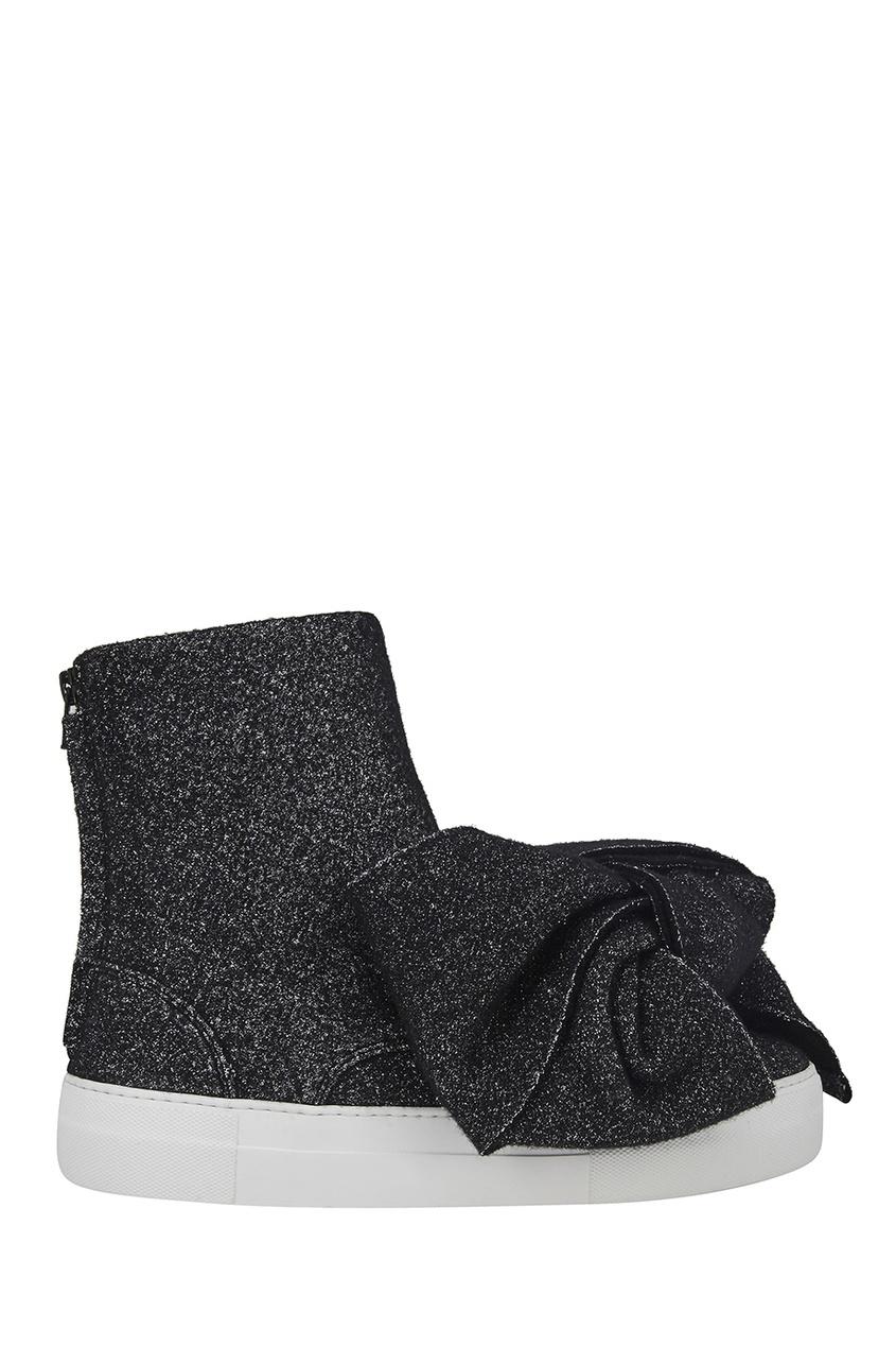 Joshua Sanders Кожаные ботинки joshua sanders сандалии из денима