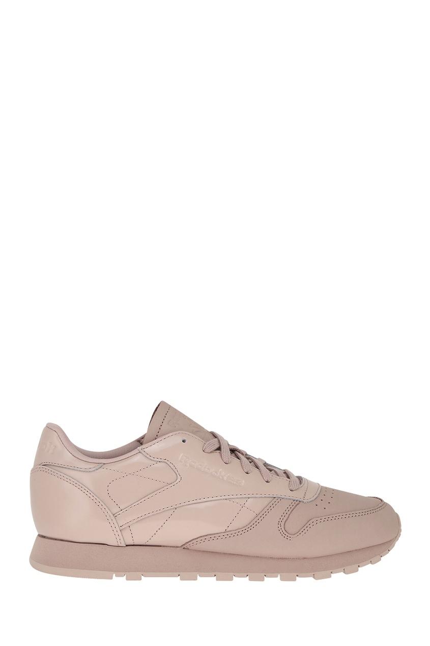 Кожаные кроссовки Classic Leather