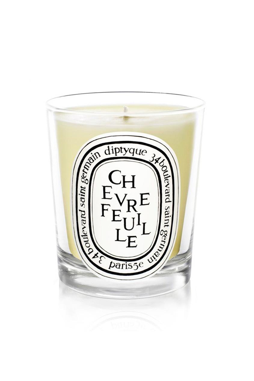 Свеча из парфюмированного воска Chevrefeuille