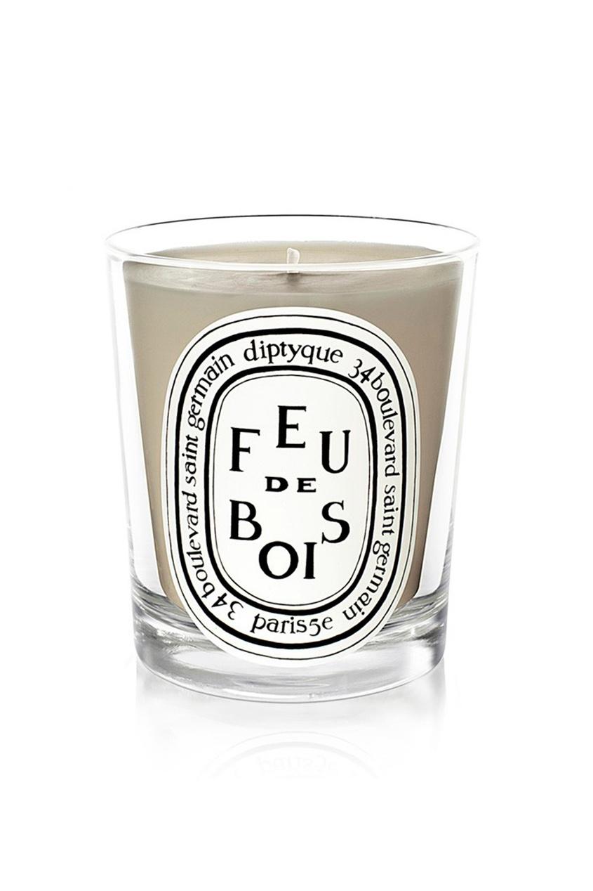 Свеча из парфюмированного воска Feu de Bois