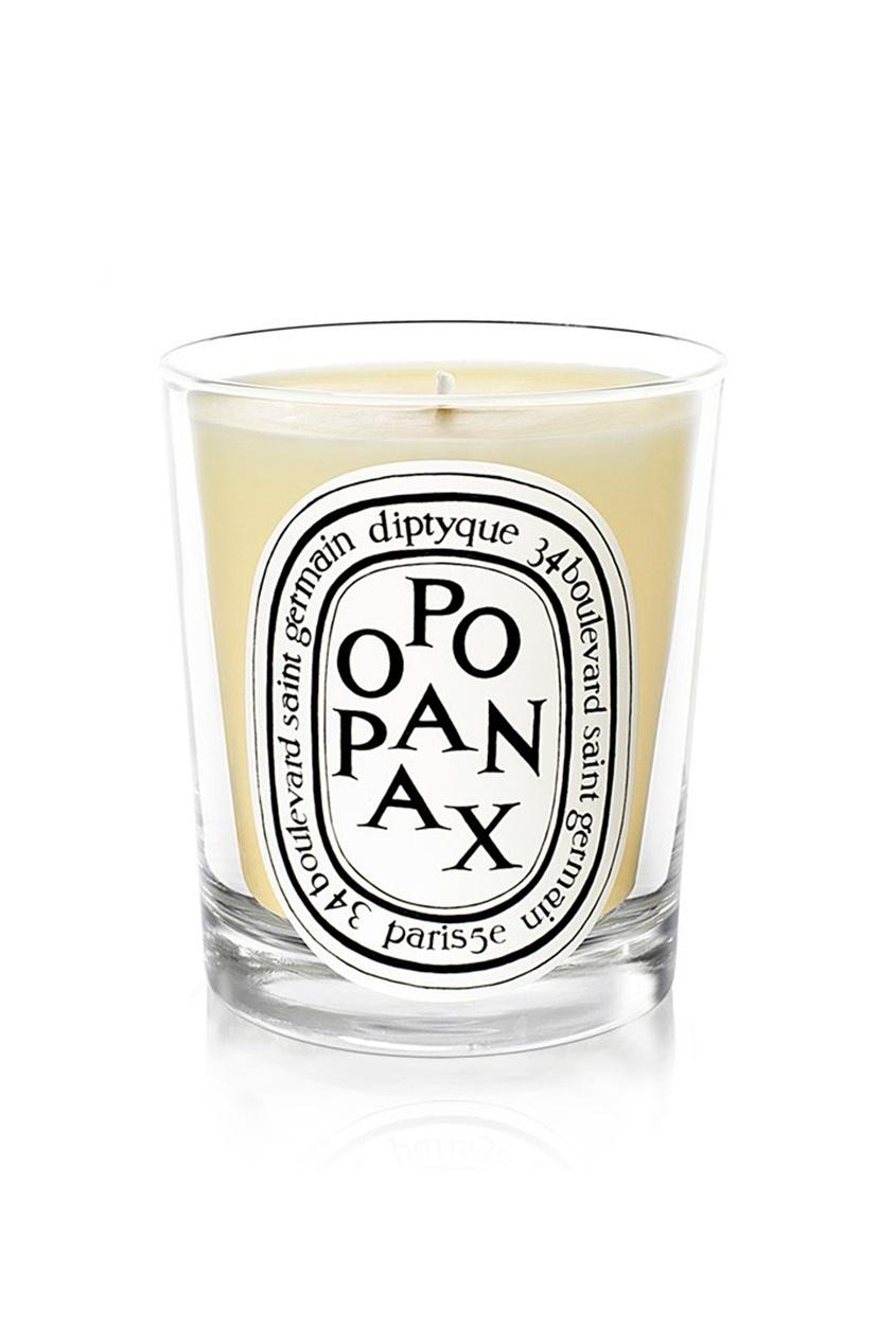 Свеча из парфюмированного воска Opopanax