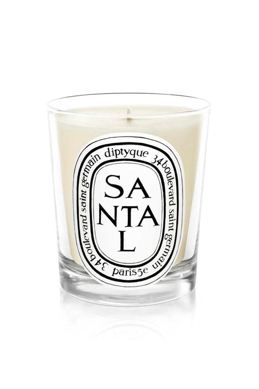 Свеча из парфюмированного воска Santal