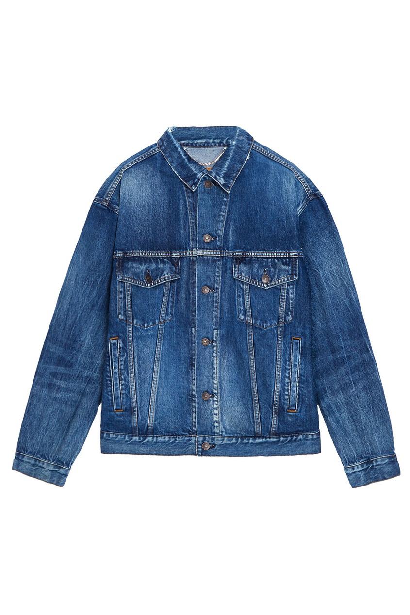 Balenciaga Джинсовая куртка джинсовая куртка