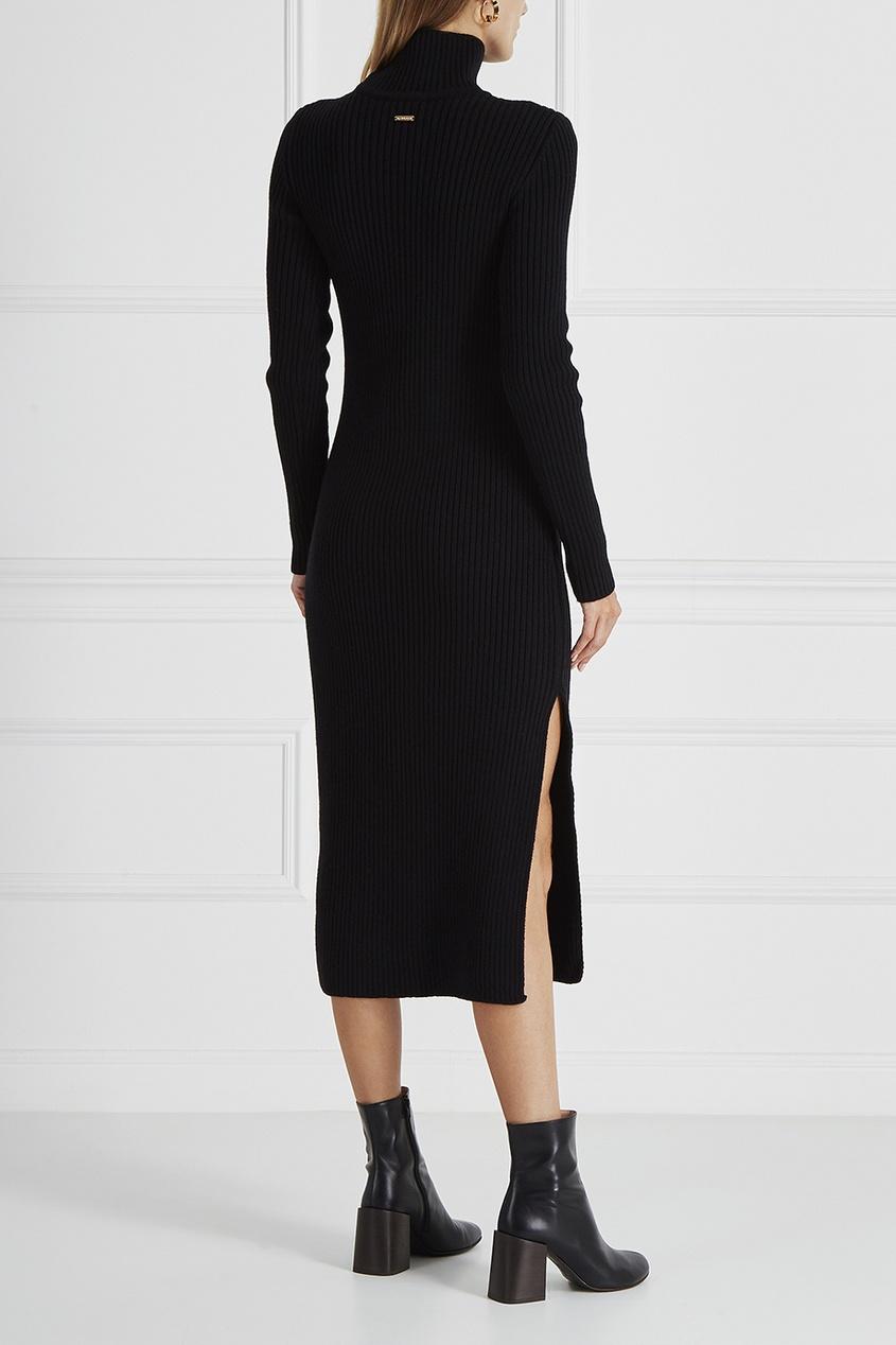 LAROOM Шерстяное платье laroom черное платье макси
