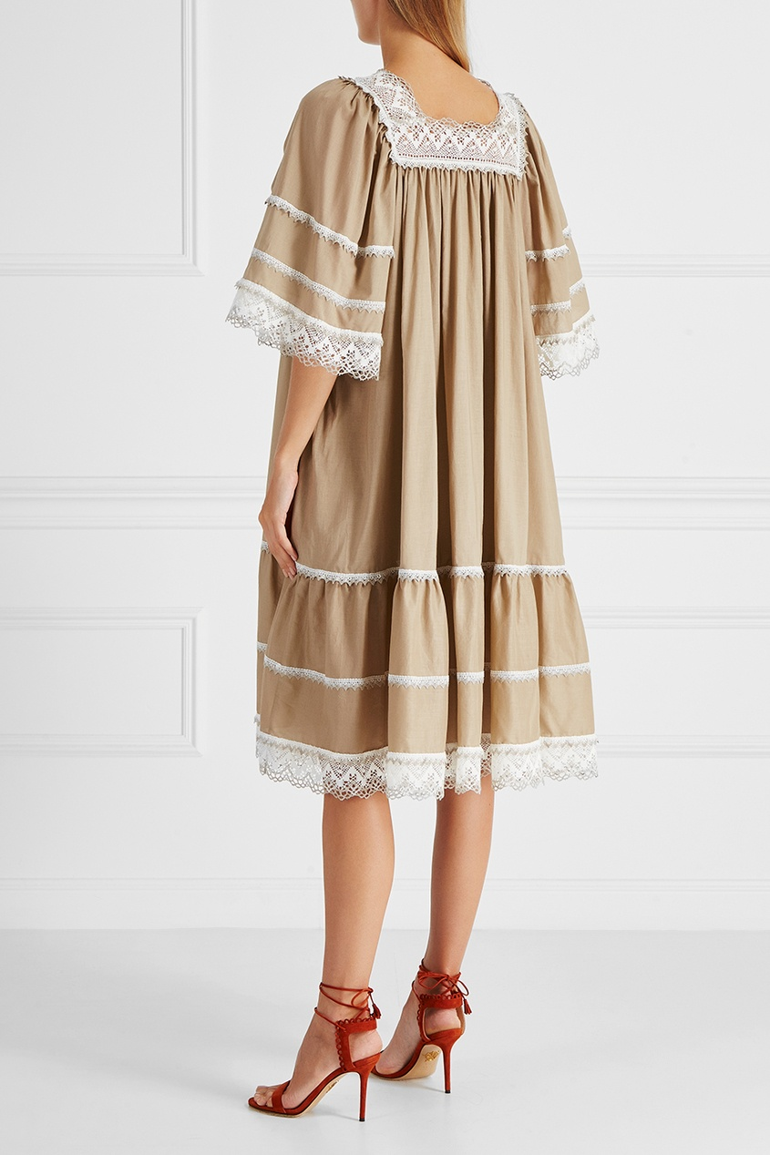 Ruban Хлопковое платье